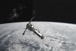 USAF TacSat-2 in Orbit