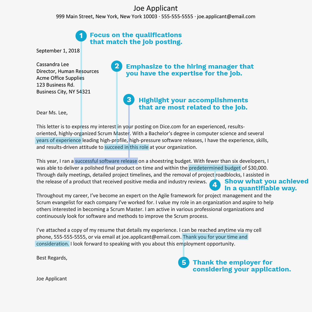 Agile Qa Tester Resume Sample: Scrum Master Cover Letter And Resume Examples