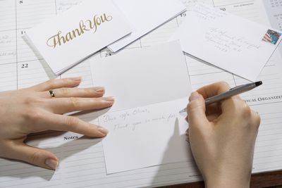 thank you note example for sending after a job interview