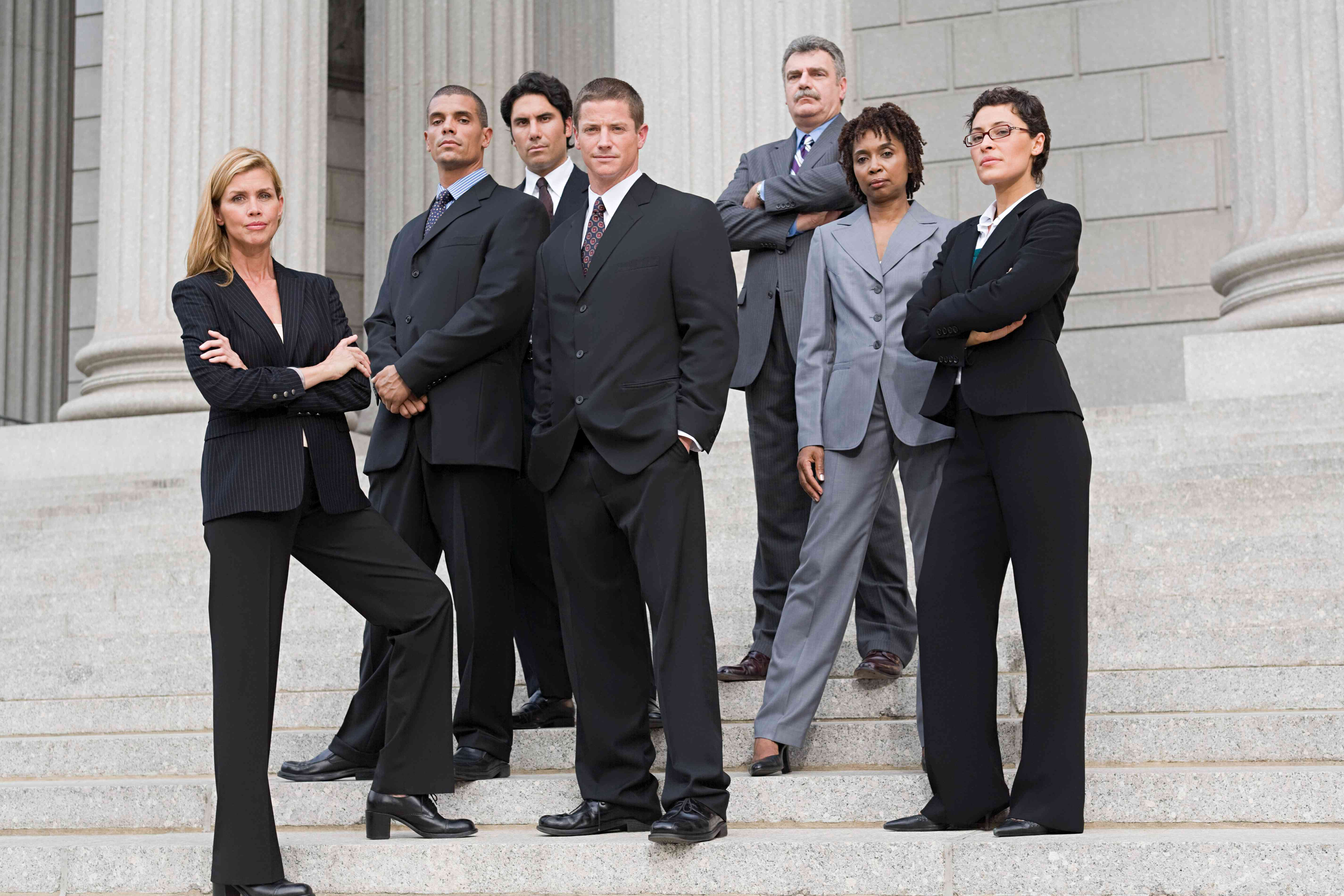 Diverse law practice areas include tax law, criminal defense, litigation and more.