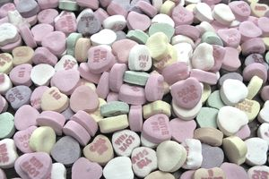 A Valentine's Day party should include goody bags, and lots of fun Valentine's candy.