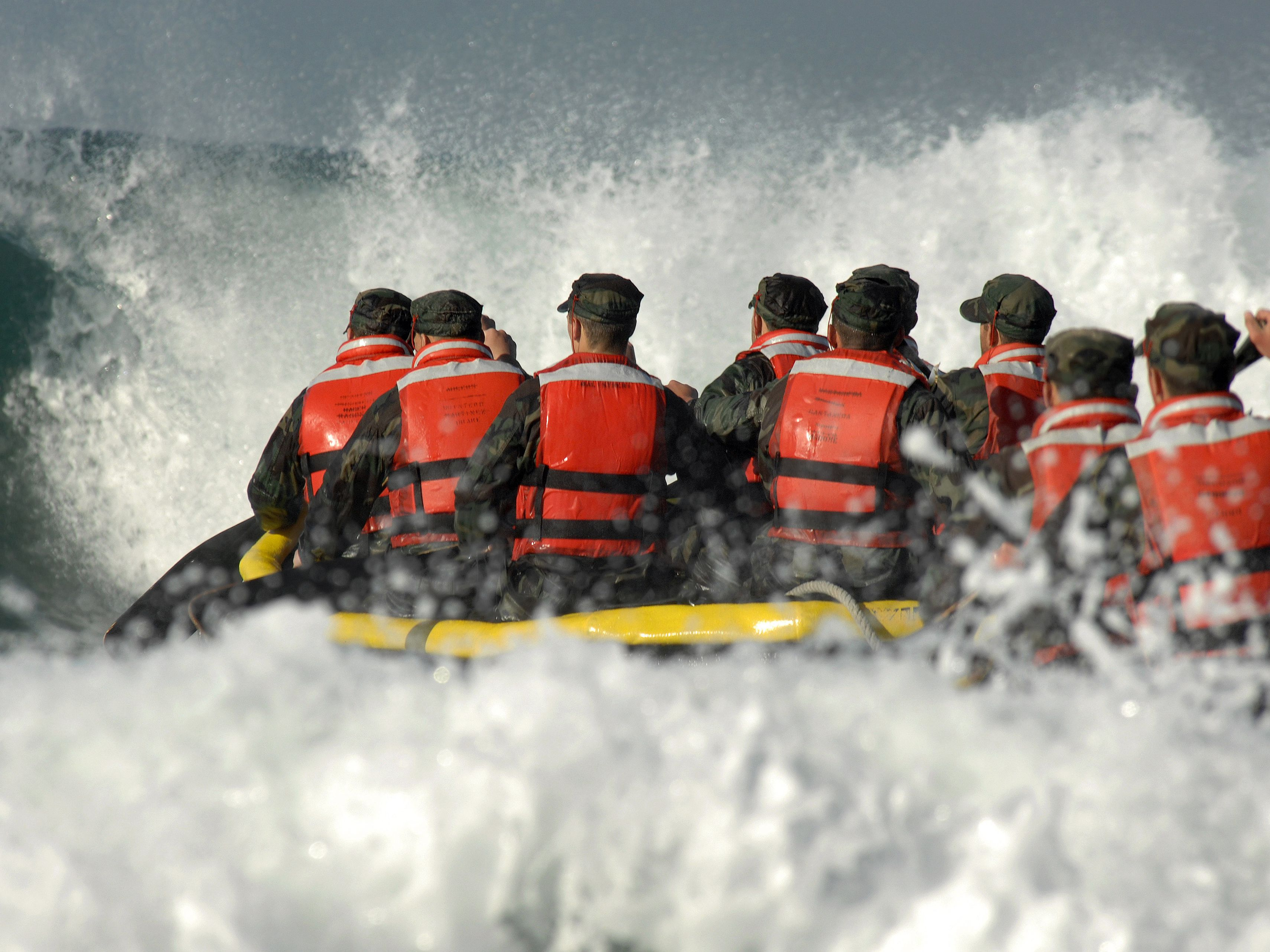 Navy SEAL Officer Assessment and Selection (SOAS)