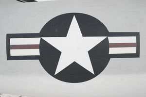 United States of America air force emblem