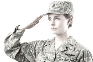 US Air Force Series: American Airwoman
