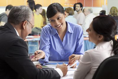 You can build a more effective relationship, manage your manager, by developing a relationship.