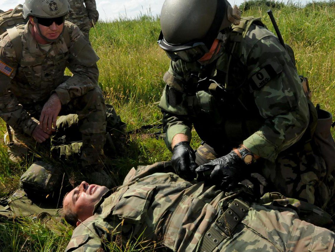 Becoming a Special Forces Medical Sergeant