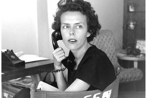 Legendary Mother Agent Eileen Ford