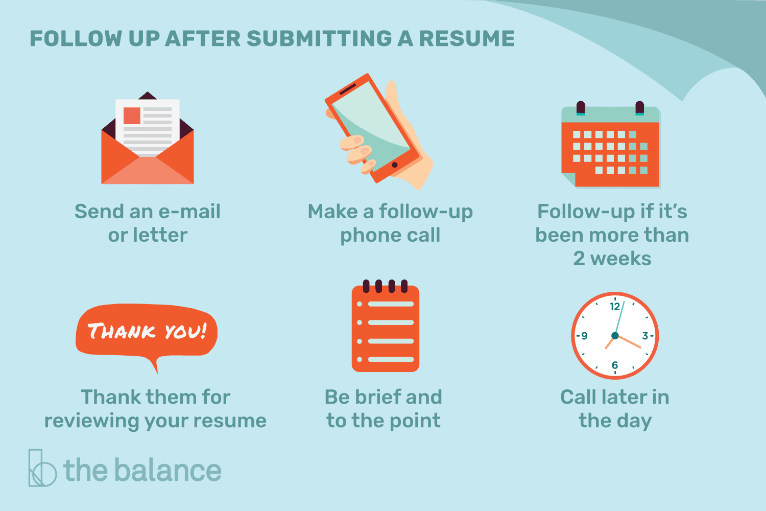 How To Follow Up On Your Resume