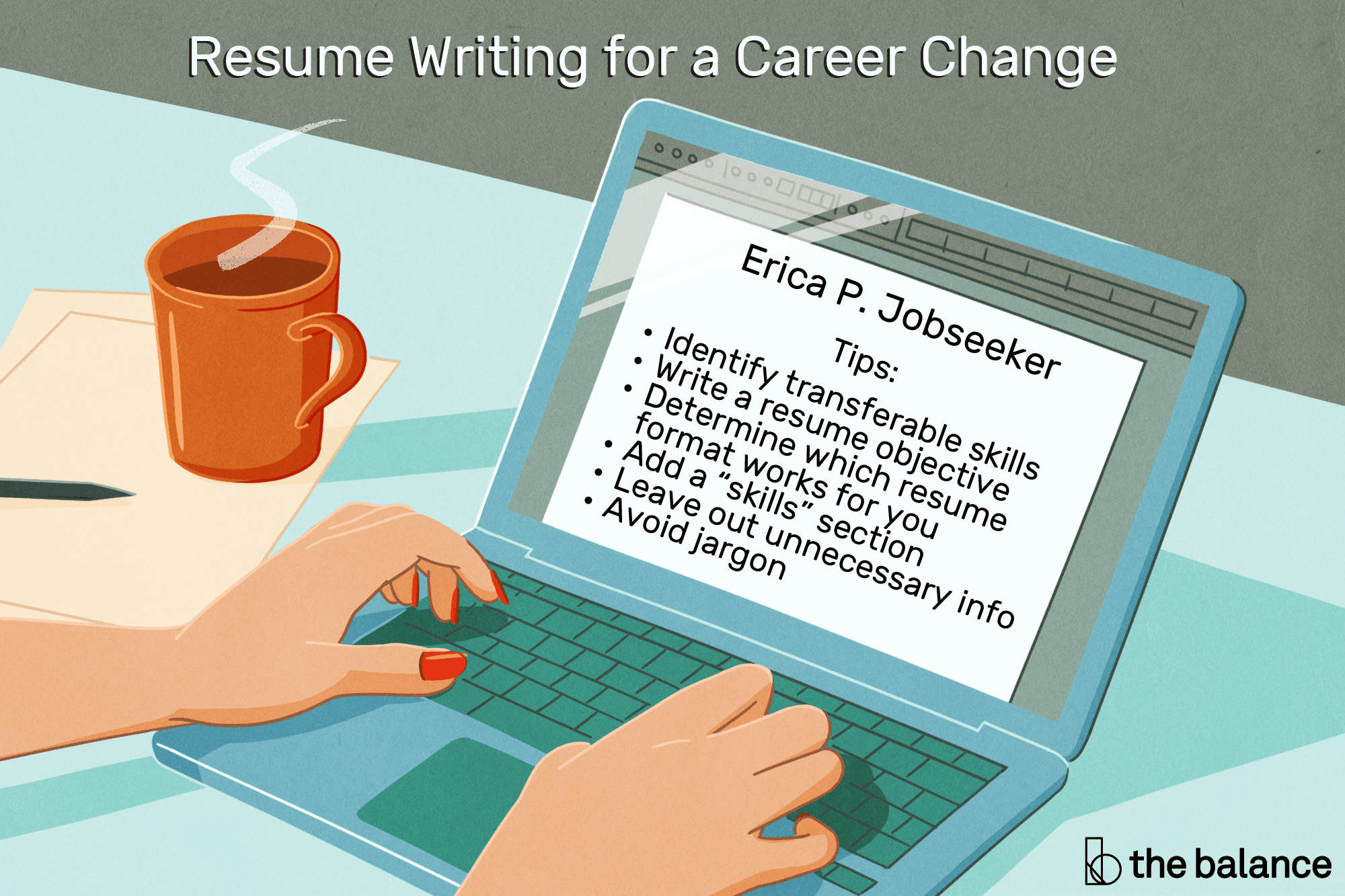 Resume Writing Tips For Changing Careers
