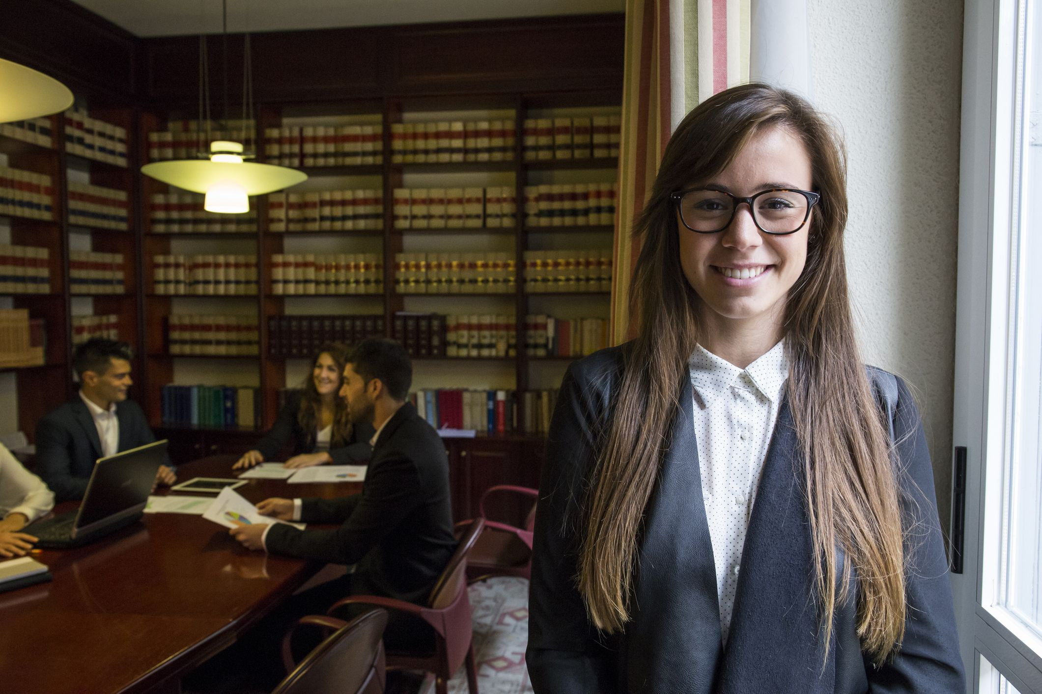 Non-Lawyer Careers in a Law Firm