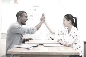 Employee motivation can come along with employee benefits.