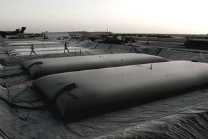 U.S. Military Builds Up Base In Qatar
