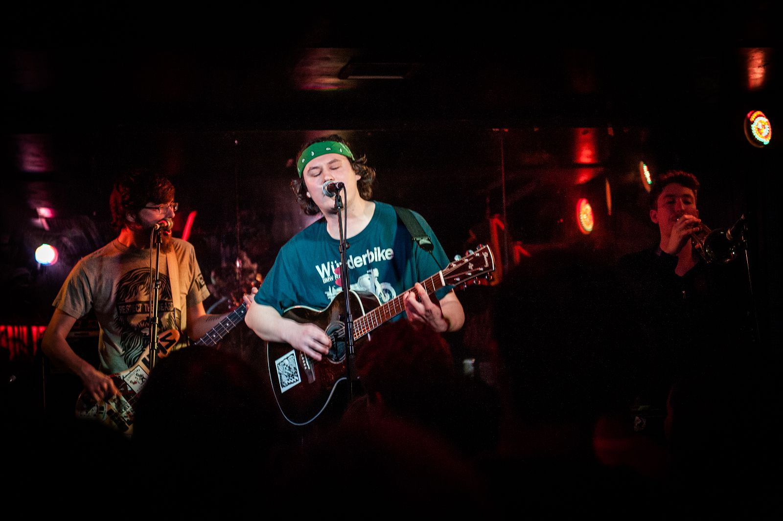 Montreal concerts in October 2015 include The Front Bottoms.