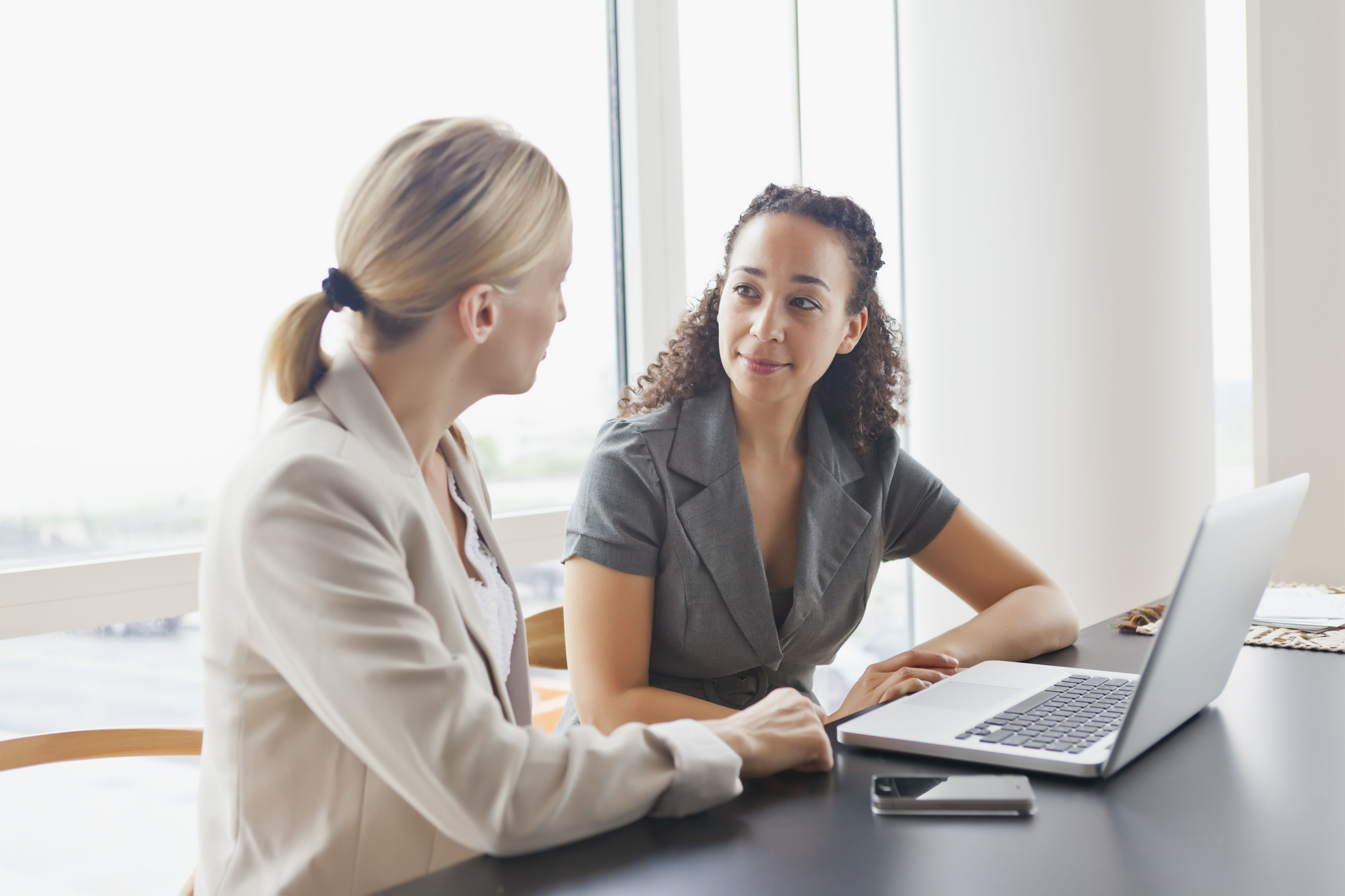 Active listening is one way you can make a potential employer want to hire you.