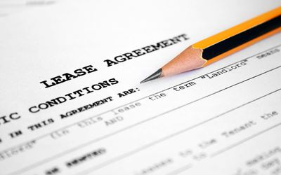 sublease rights are limited and complex