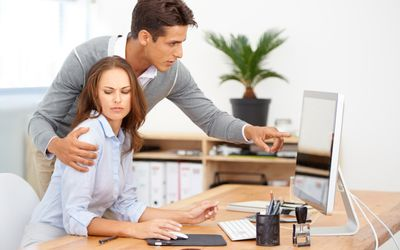 how to handle harassment at work