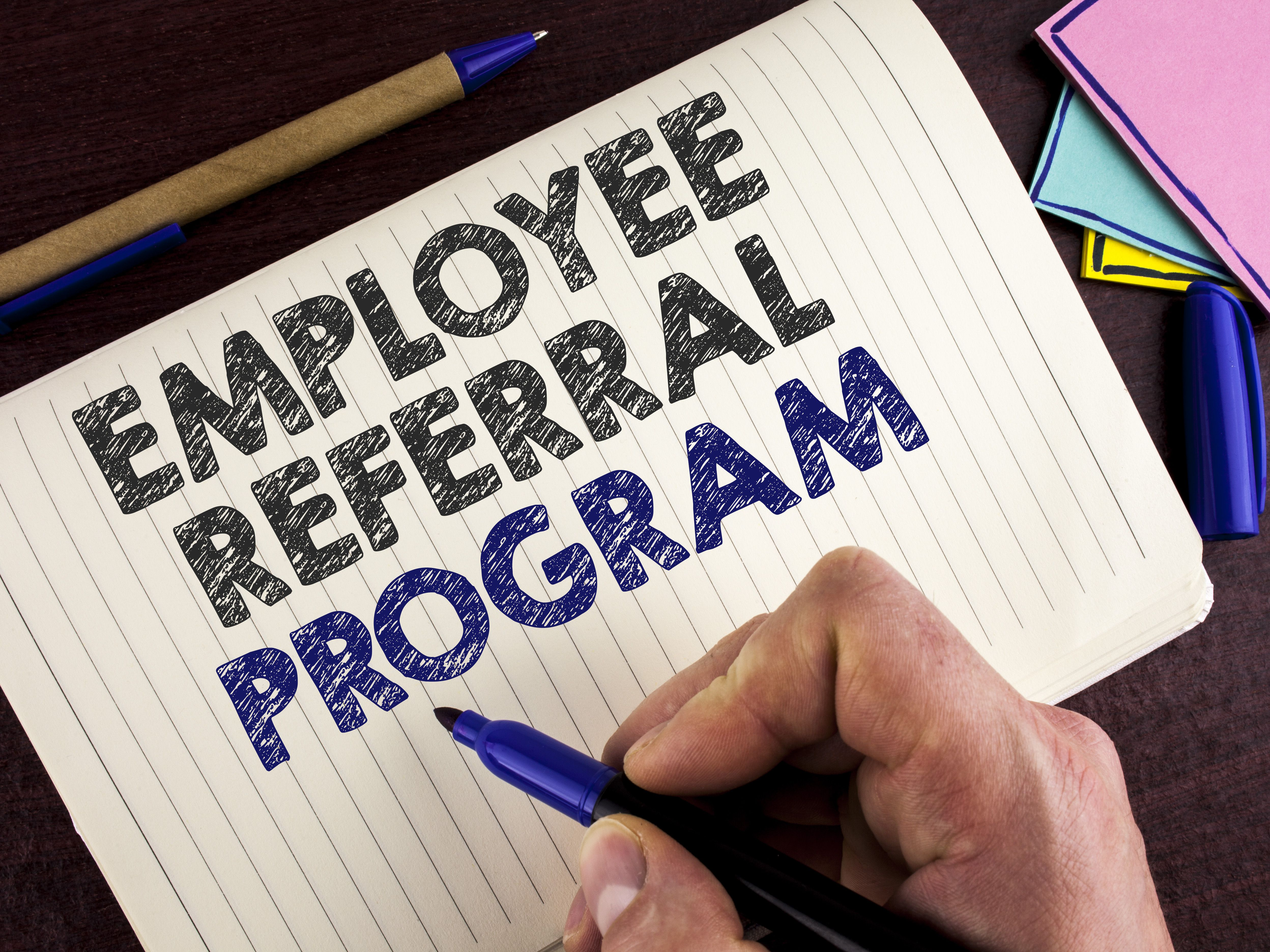 How Employee Referral Programs Work