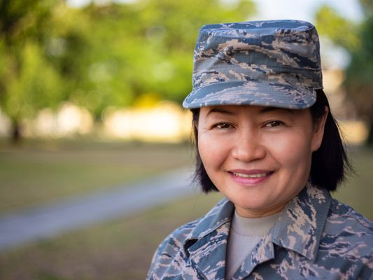 Women veterans can transition to civilian careers