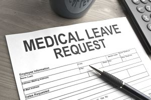 Request for a medical leave