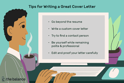 Top 10 Cover Letter Writing Tips