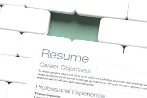 Resume Keyboard