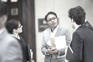 Summer Associate interviewing for a job at a BigLaw firm