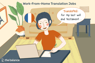 Work-from-Home Translation Jobs