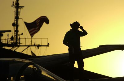 Navy Operations To Support Enduring Freedom