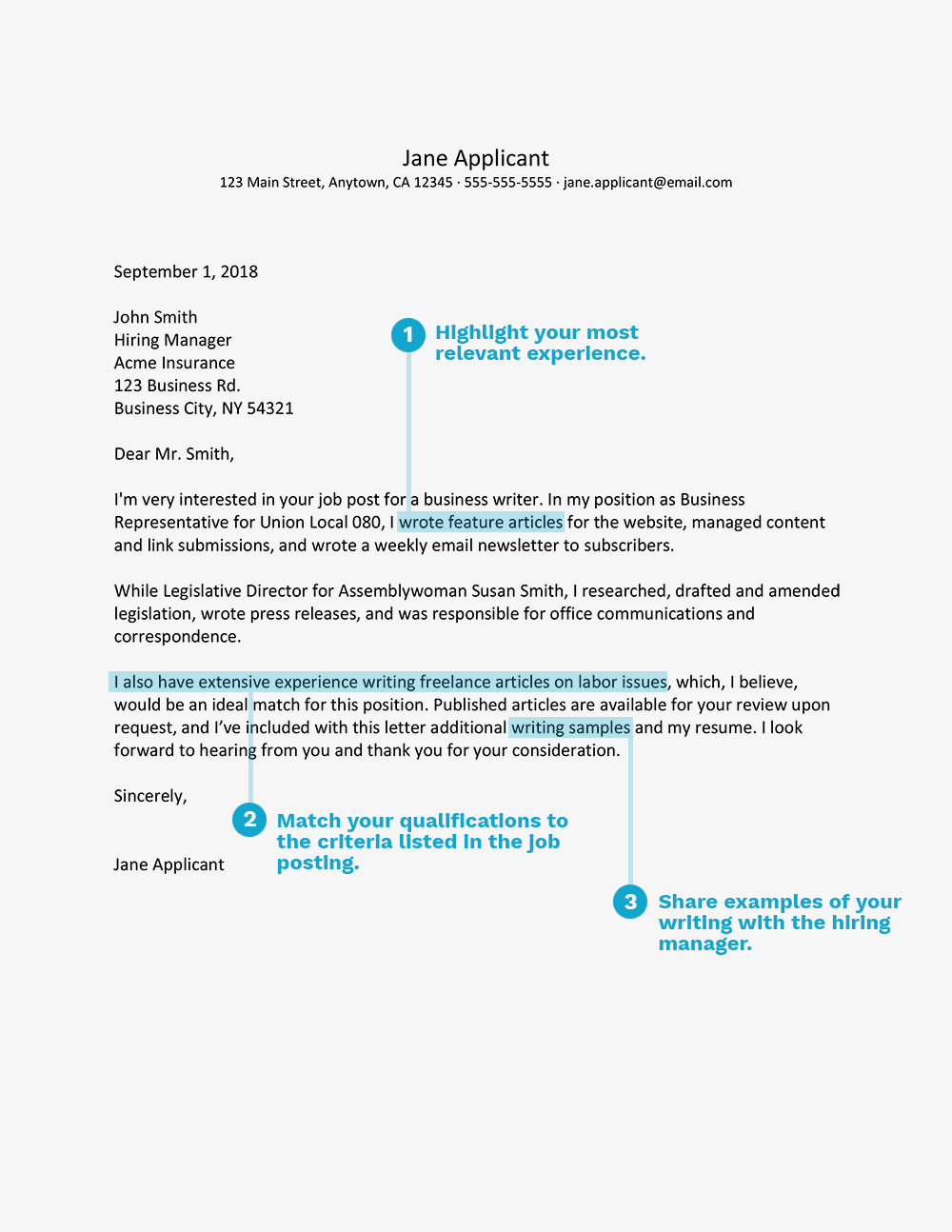 Sample cover letter writing position expocarfo Image collections