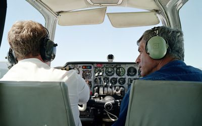More Ways for Pilots to Build Flight Time