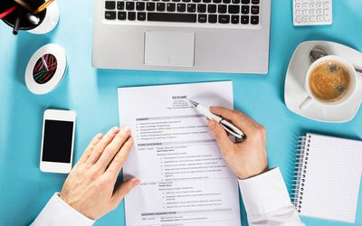 How To Build A Resume In 7 Easy Steps