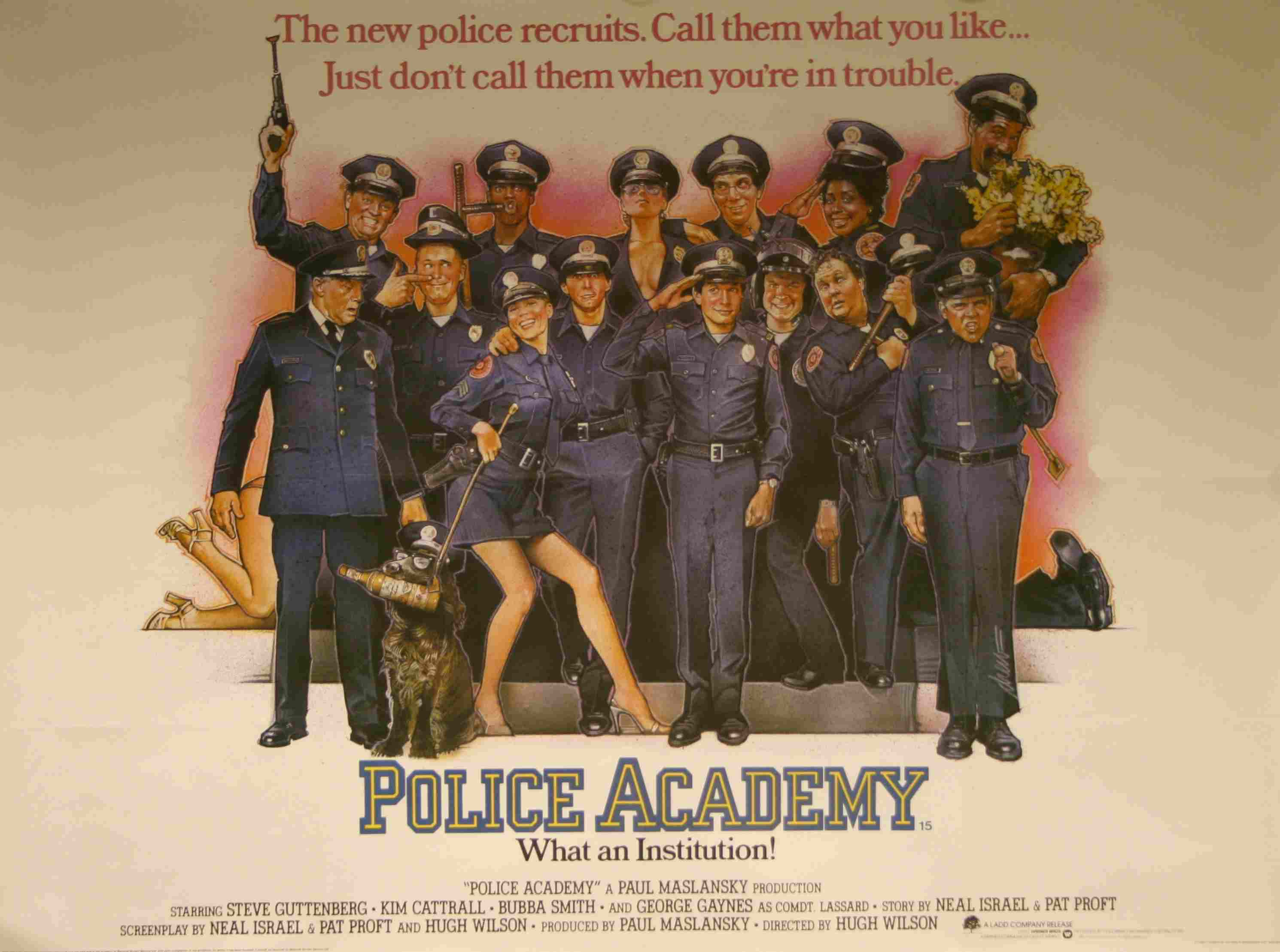 Top Funniest Police Movies for Comedic Relief