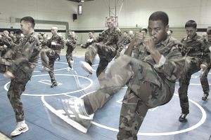U.S. Troops Train In South Korea