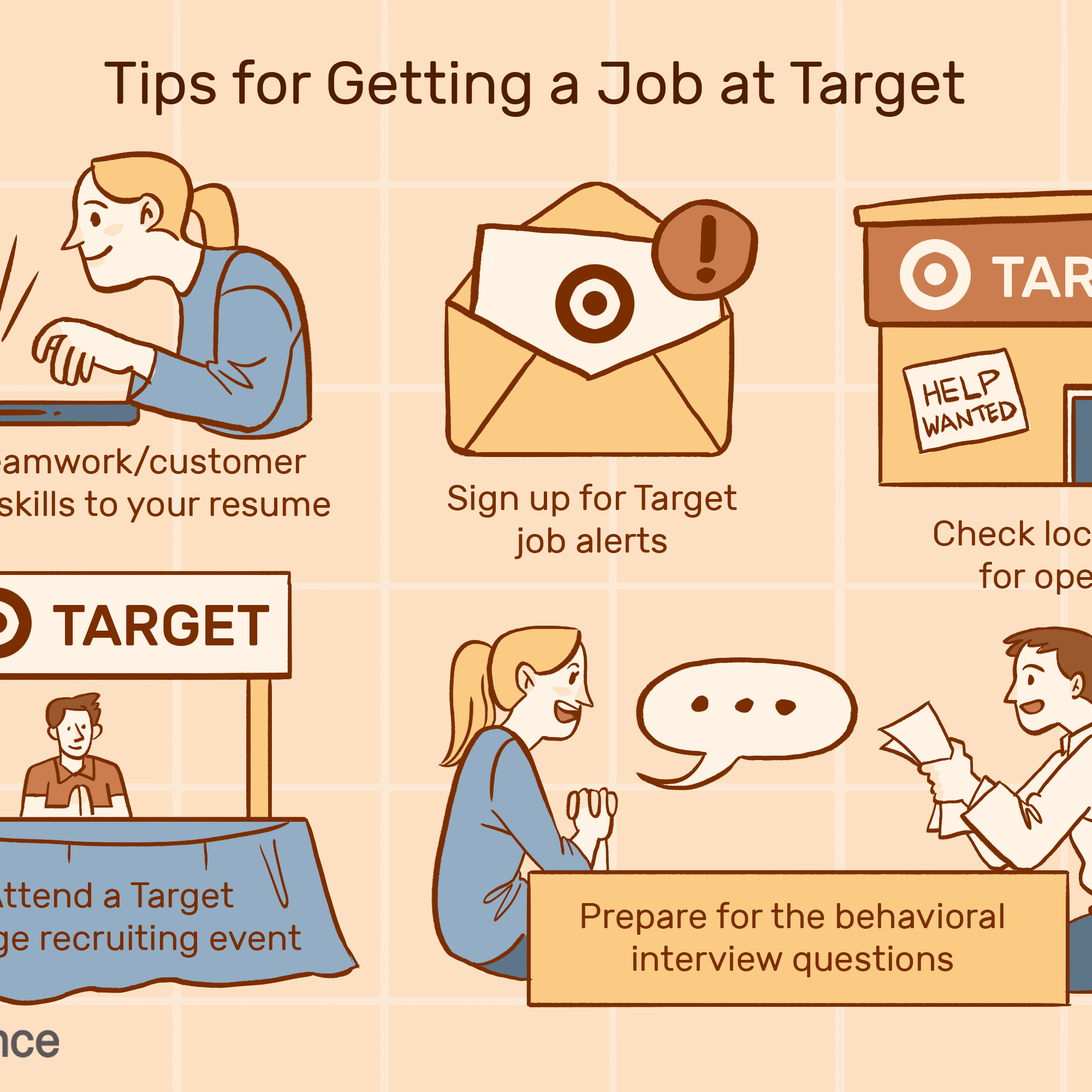 Tips for Applying for a Job at Target