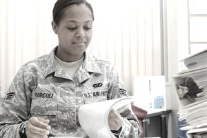 Army Enlisted Job 68G Patient Administration Specialist