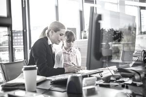 Follow these five tips on how to have a successful 'Bring Your Child to Work Day""