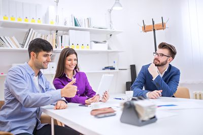 When the manager treats one employee with favoritism, other employees feel left out and disengaged.