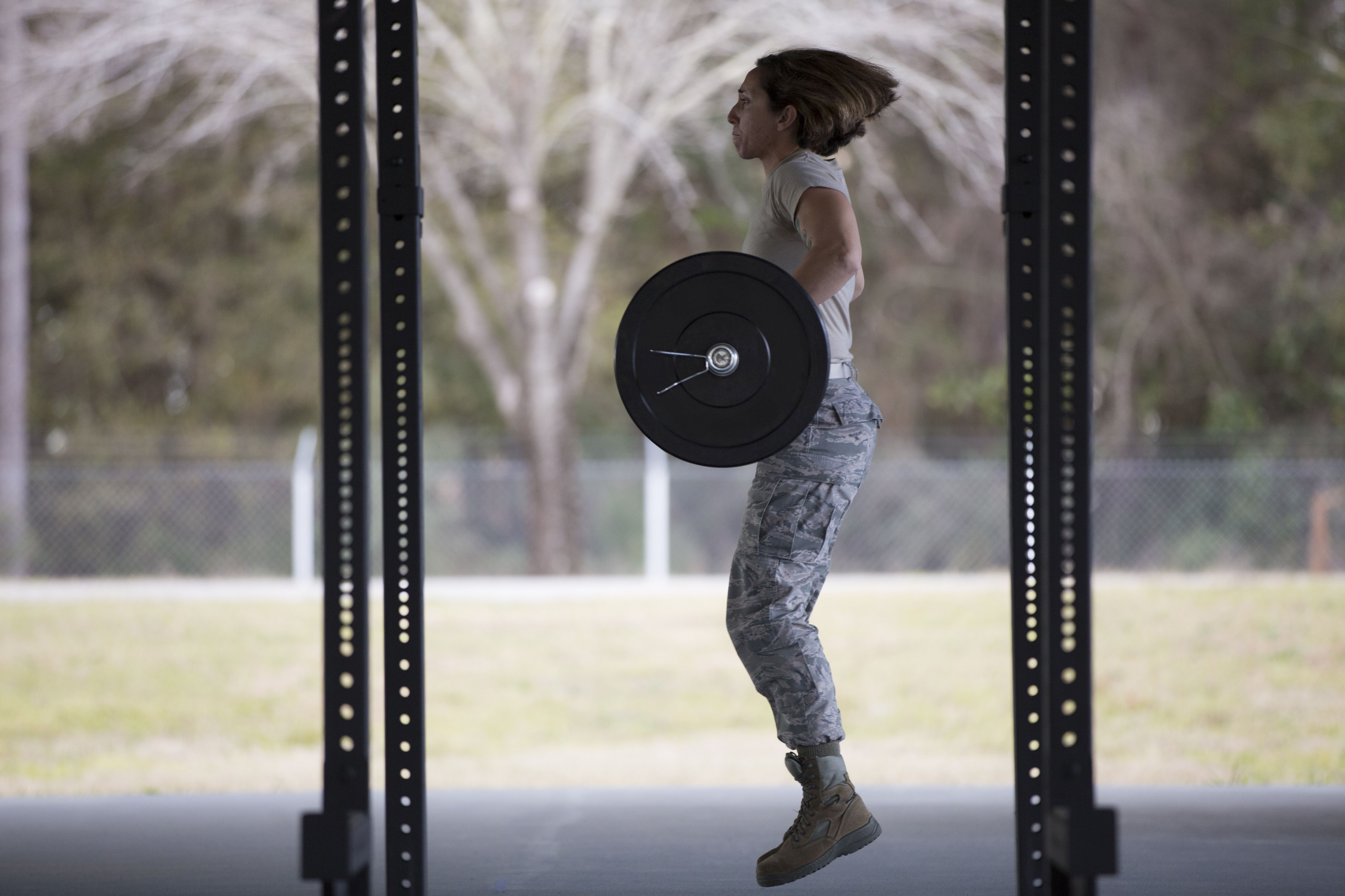 United States Military Body Fat Standards