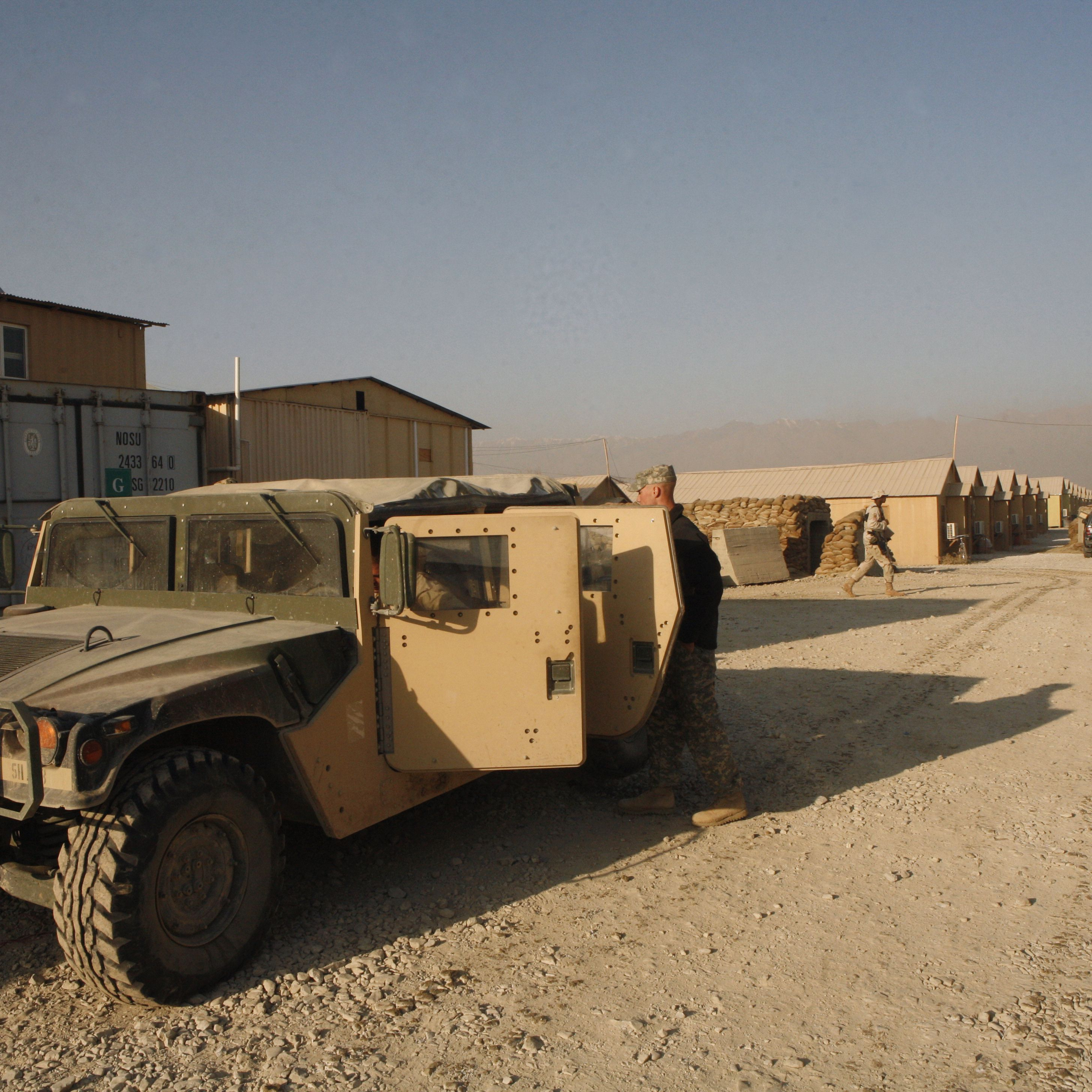 AFSC 2T3X7 Vehicle Management and Analysis Specialist
