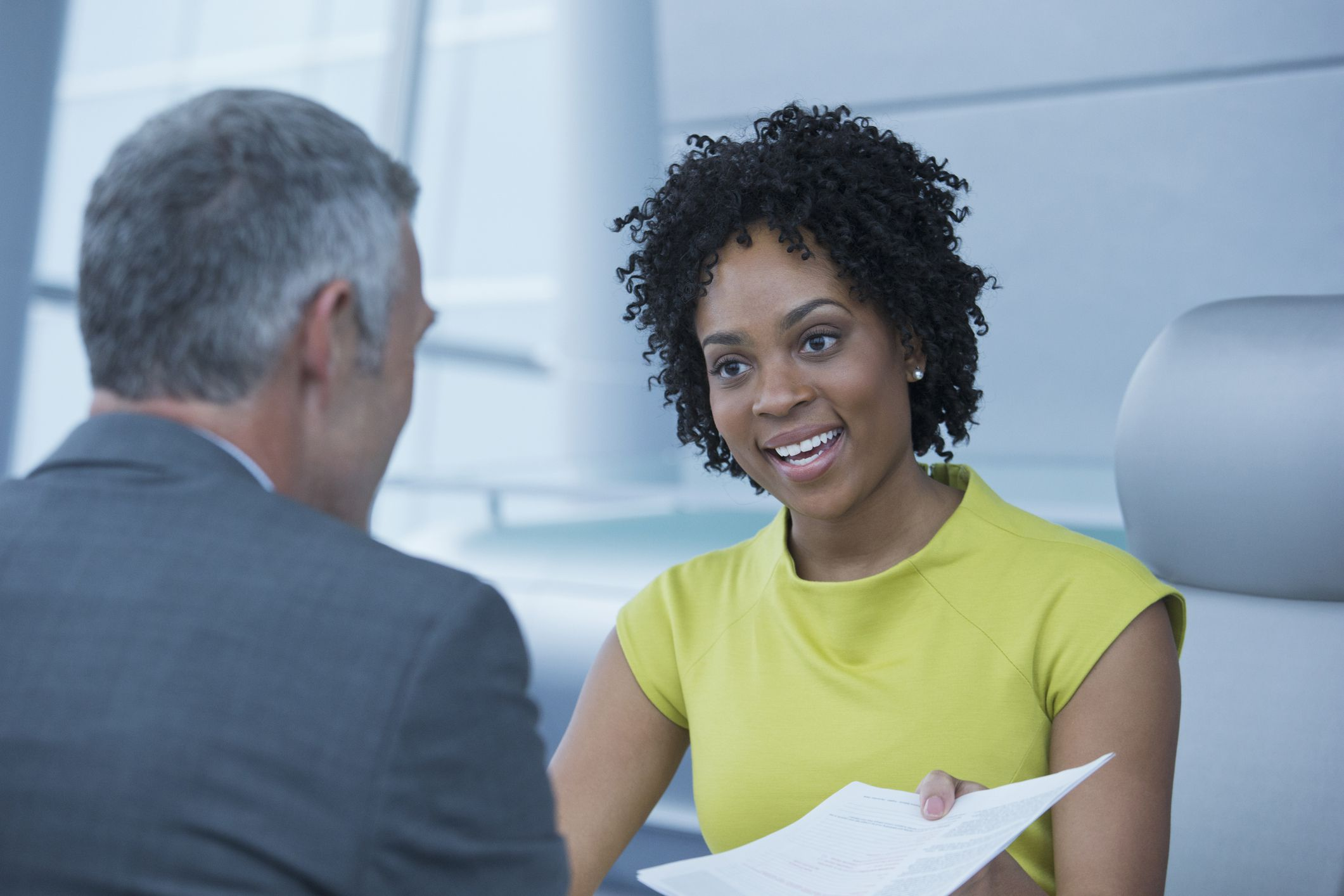 Interview: Tell Me Something About Yourself That's Not on Your Resume
