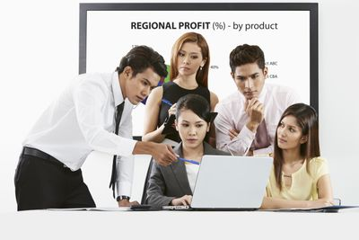 Human Resources can create value by using HR measures to assist the business.