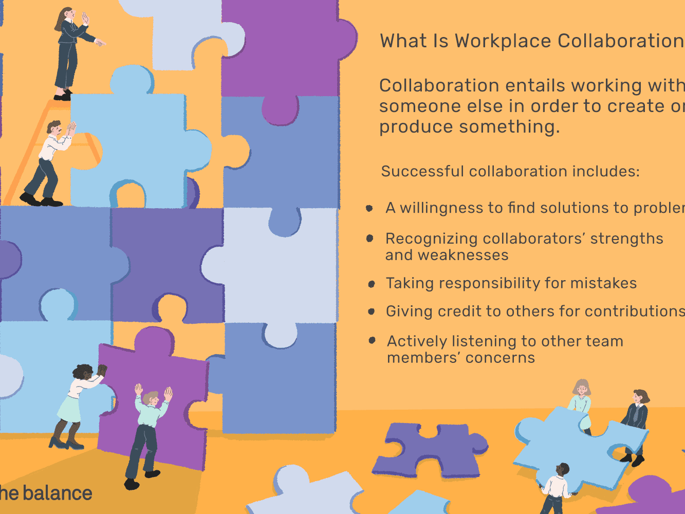 Collaboration Skills: Definition, List, and Examples