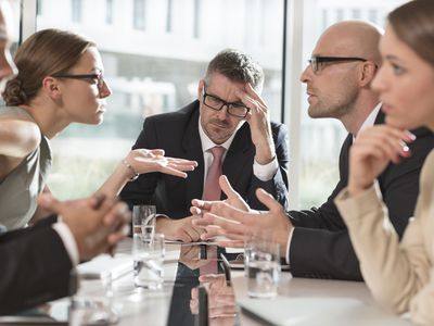 Conflict in the workplace