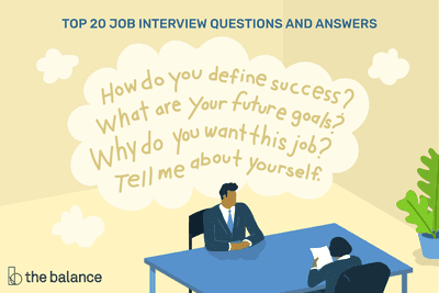 Top 20 interview questions and answers