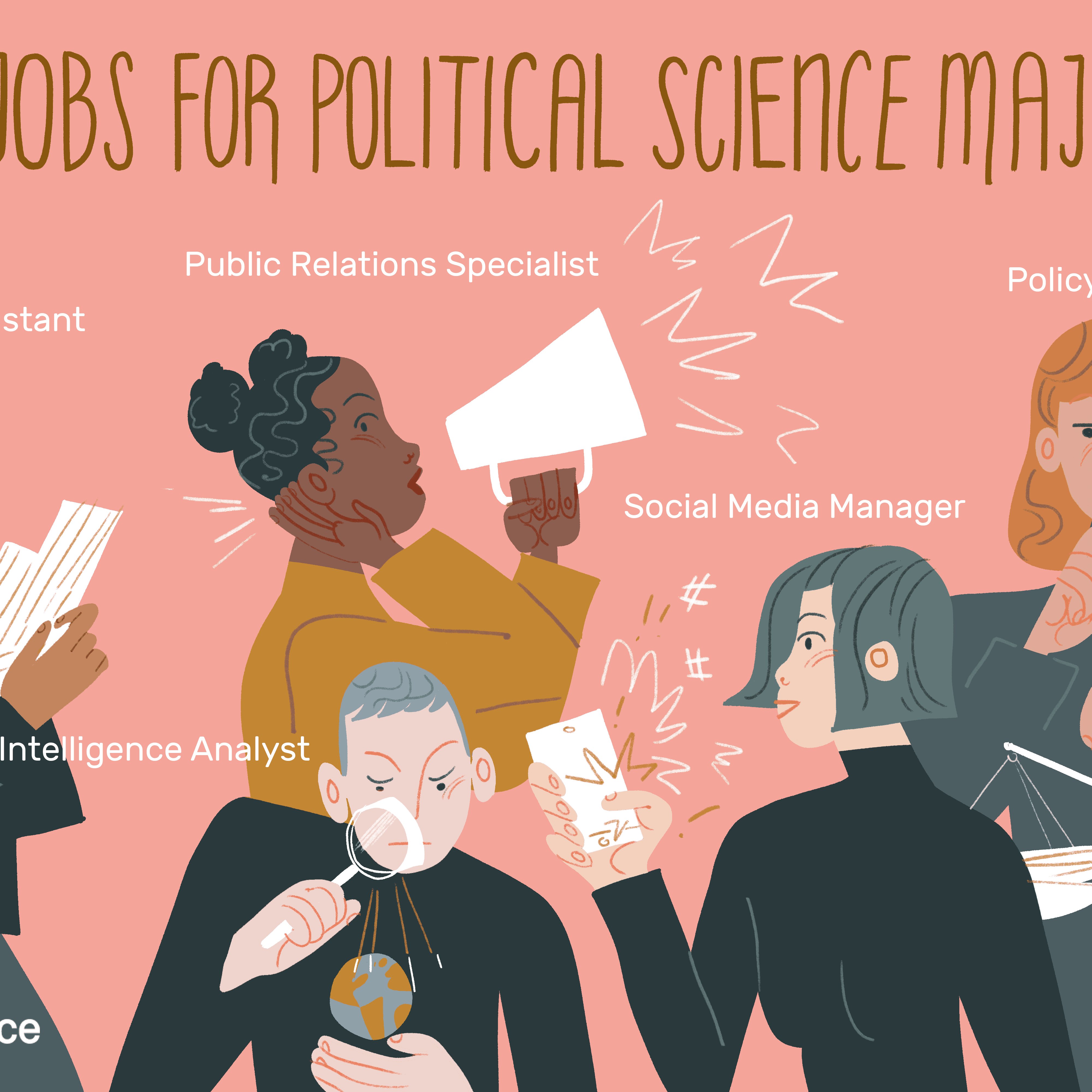 10 Great Jobs for Political Science Majors