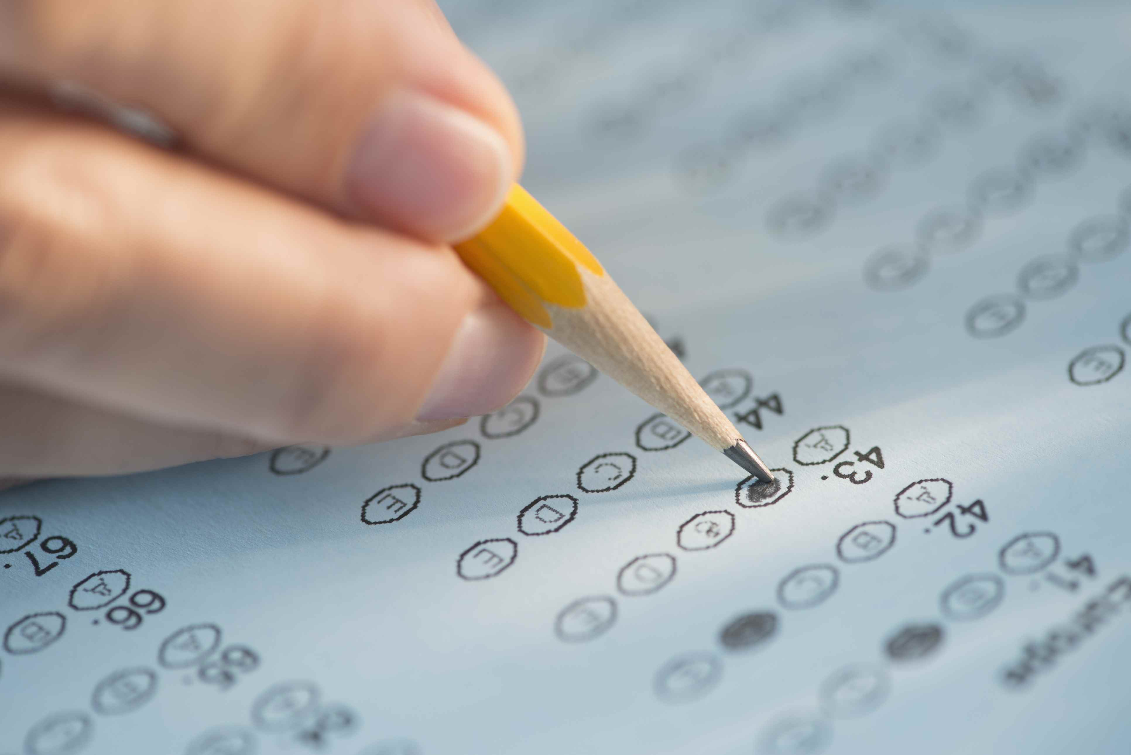 Knowledge exam for the FAA