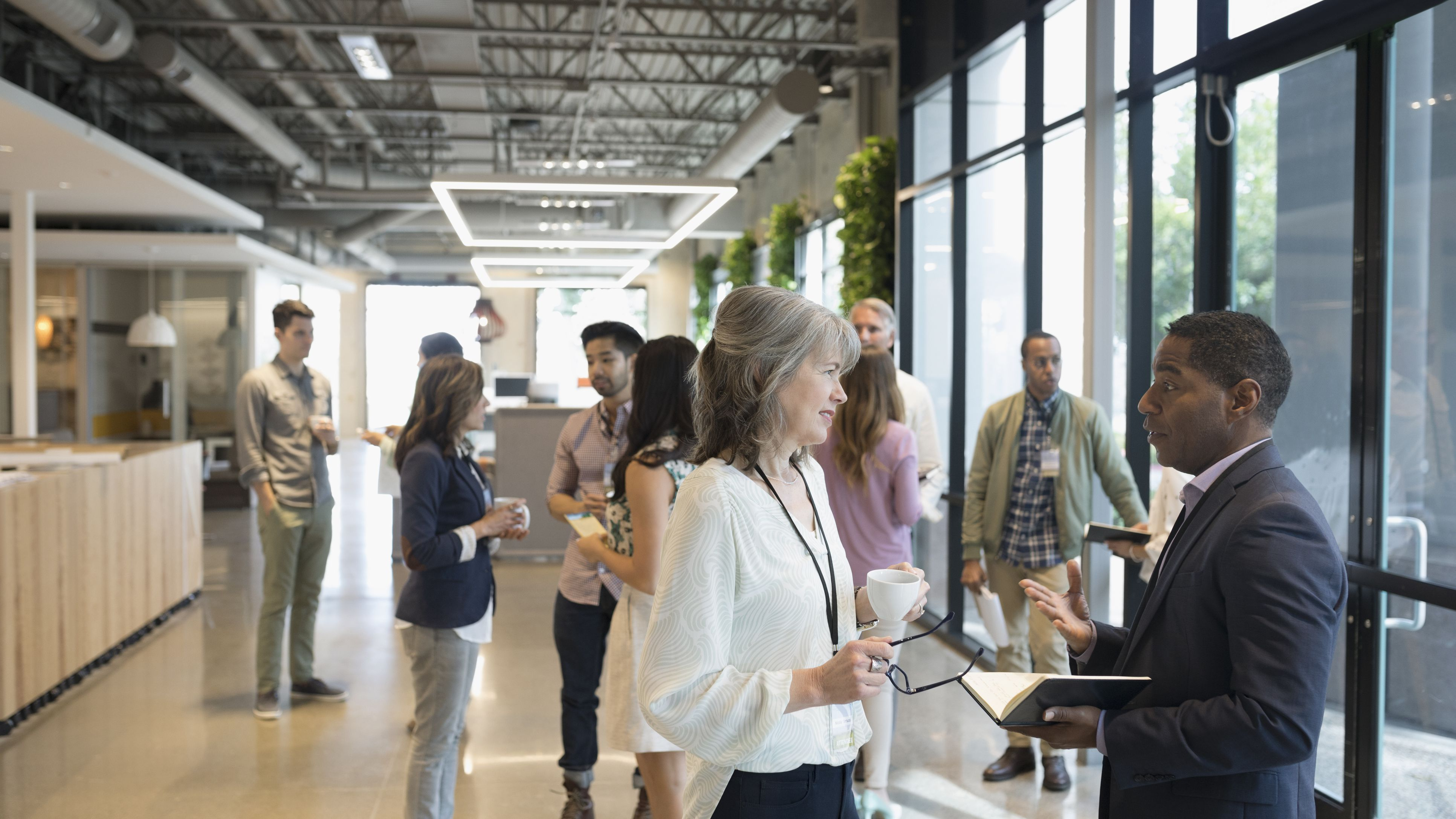 How to Use Networking to Find a Job