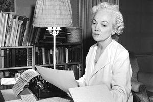 Katherine Anne Porter Writing
