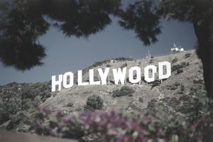 Hollywood Sign, Hollywood, L.A., Los Angeles, California, USA