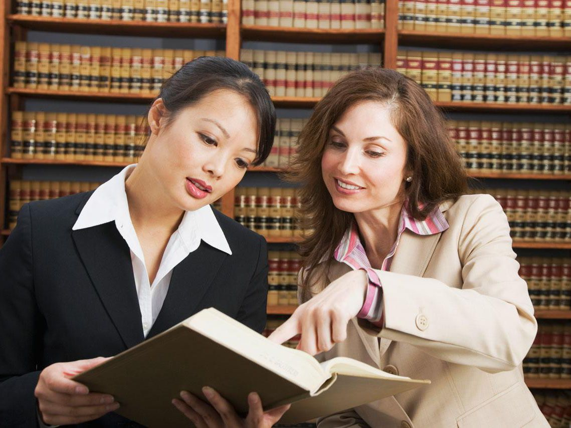 Working in a Private Practice Law Firm
